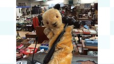 The Sooty puppet at auction