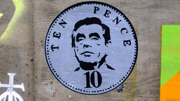 The 10p tax rate was scrapped by Gordon Brown 