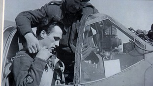 Pilot, 95, who fought for RAF remembers WW2 'betrayal' as movie Hurricane honours Polish heroes