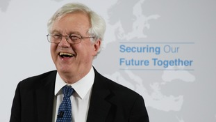 David Davis has said the 'Chequers proposal is almost worse than staying in the EU'.