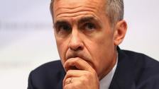 "Mark Carney has pledged to do ""whatever"" he can to support the UK through Brexit."