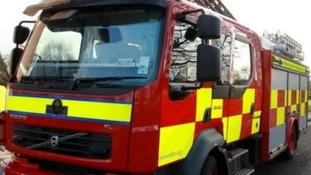 Two cars set on fire in Lisburn