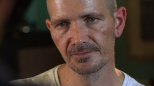 Charlie Rowley tells ITV News that he is 'feeling positive'