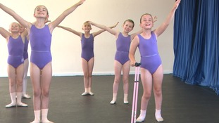 Award winning Chloe Henderson, 10, becomes first disabled child to pass ballet exams