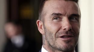 David Beckham to fight speeding claim over technicality