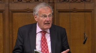 Sir Christopher Chope blocked the bill in the Commons at an earlier stage.