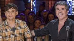 Louis on X Factor