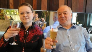 Sergei and Yulia Skripal were poisoned by Novichok but both survived.