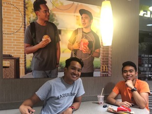 Jevh Maravilla wanted to see more Asian representation in McDonald's ads so he made it happen.