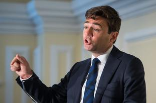 Andy Burnham has not backed a second referendum but warned about the