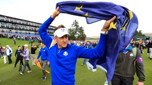 Ian Poulter will represent Europe in Paris.