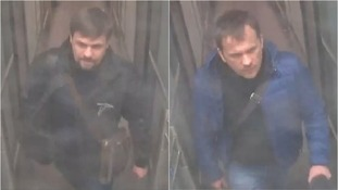 Alexander Petrov and Ruslan Boshirov's mission was partly captured on CCTV