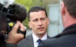 Detective Chief Inspector Ian Harrison