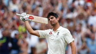 Cook has scored 32 centuries for England.