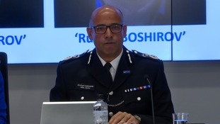 Assistant Commissioner of the Metropolitan Police Neil Basu said it is likely the suspects were travelling under aliases.