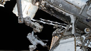 Take a 3D tour of the International Space Station as row breaks out over 'deliberate' air leak