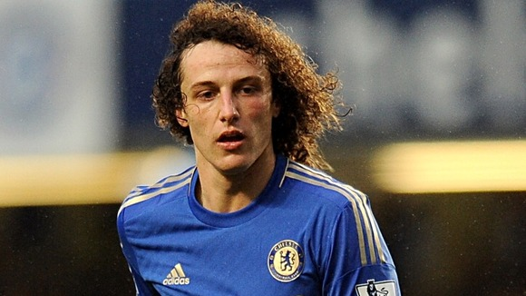 David Luiz has been one of Chelsea's most consistent performers all season