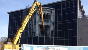 demolition IMAX