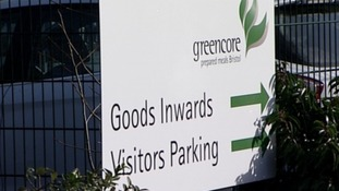 Greencore sign