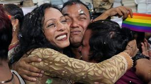 India's supreme court legalises gay sex in landmark ruling