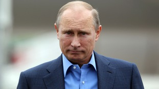 Security Minister Ben Wallace believes 'ultimate responsibility lies with Putin'.
