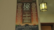 Looe Music Festival poster