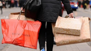 Retail sales figures dropped 0.6 percent
