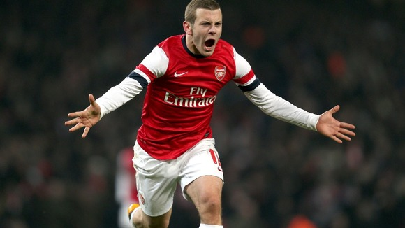 Jack Wilshere has been in inspired form of late for club and country