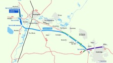 The proposed A14 (M)