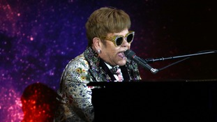 Sir Elton John to play last farewell concert in Wales