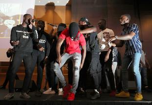 Drill rappers turn to gospel