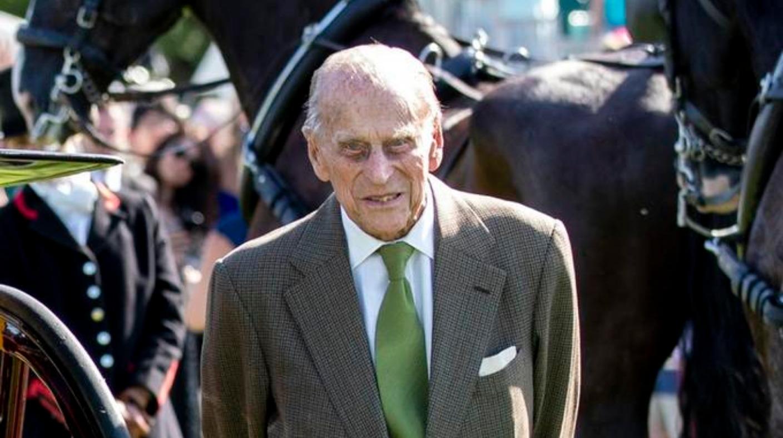 Duke Of Edinburgh Made Surprise Hatton Garden Heist Film