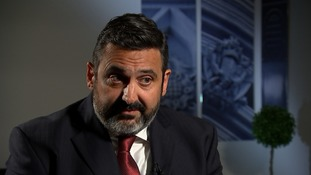 Alex Cruz, BA's chairman and chief executive, said he was 'deeply sorry'.