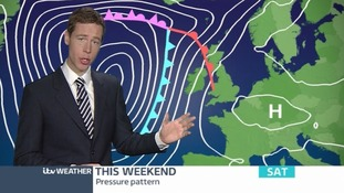 ITV London's Weatherman Martin Stew