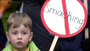 Scotland considers banning parents from smacking their children but what is the law in other countries?