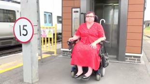 Improvements for disabled passengers on rail network