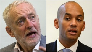 'Call off the dogs': Chuka Umunna warns Jeremy Corbyn moderate MPs are being targeted in the Labour party