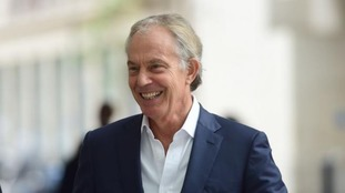 Tony Blair is