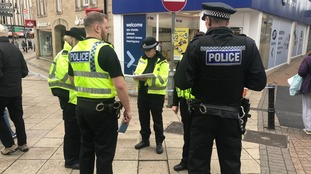 One man stabbed and one arrested in Barnsley