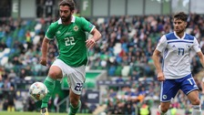 NI lose out to Bosnia despite Will Grigg goal