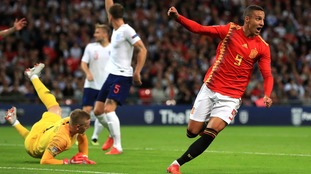 A slick Spain side fought back to beat England despite going behind in their first Uefa Nations League match