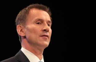 Foreign Secretary Jeremy Hunt urged people not to 'rush to judgment' on the Brexit negotiations (Peter Byrne/PA)