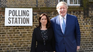 It was announced this week that Boris Johnson was separated from his wife Marina Wheeler and the couple are divorcing.