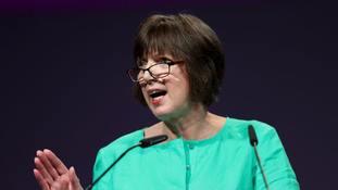Unions leader Frances O'Grady calls for public vote on final Brexit deal