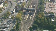 Man stabbed outside Stevenage Railway Station