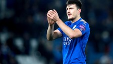 Harry Maguire stays with Leicester City until June 2023.
