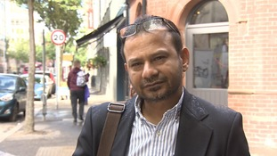 Belfast businessman subjected to racist abuse