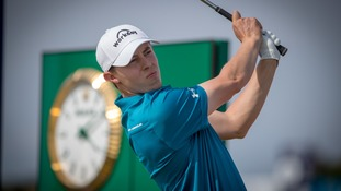 Matt Fitzpatrick became the first man since Seve Ballesteros to successfully defend his Omega European Masters title in Switzerland.