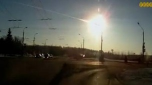 10 ton meteor over Russia this morning