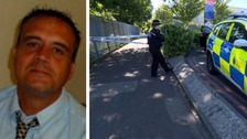Lee Evans was stabbed in Cromar Way.